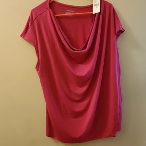 NWT short sleeved blouse